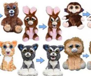 Participez au concours pour remporter votre peluche Feisty Pets gratuite