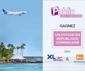 Participez au concours pour tenter de remporter un voyage en République Dominicaine