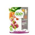 Testez gratuitement l'alimentation bio navet carotte pour bébé