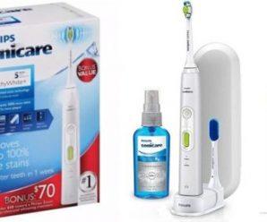 Participez au concours pour remporter une brosse à dents électrique Philips