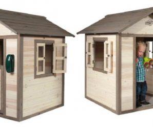 Participez au concours pour remporter une maisonnette Sunny Lodge pour enfant