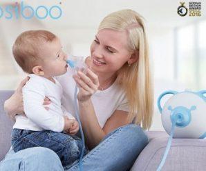 Testez gratuitement le mouche-bébé Nosiboo
