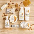 Testez gratuitement les soins protecteurs Almond Milk Honey de The Body Shop