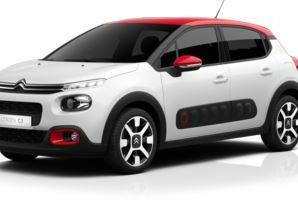 Participez au concours pour remporter une voiture Citroën C3 FEEL