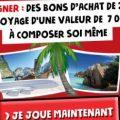Participez au concours pour remporter un voyage d'une valeur de 7000 euros