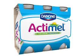 Profitez d'une réduction de 1€ pour l'achat d'Actimel de Danone