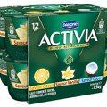 Profitez d'une réduction de 0.40€ pour l'achat de yaourts Activia de Danone