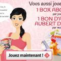 Participez au concours pour tenter de remporter une Box Baby