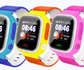 Participez au concours pour tenter de remporter une montre GPS connectées pour enfants