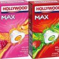 Profitez d'une réduction de 2€ pour l'achat de 2 paquets de chewing-gums Hollywood Max