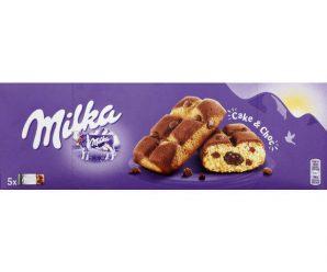 Profitez d'une réduction de 1€ pour l'achat de 2 paquets Milka Gâteaux Moelleux