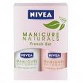 Testez gratuitement le Nivea Manicure Naturals French Set