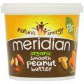 Testez gratuitement le beurre de cacahuète bio Meridian