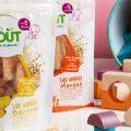 Testez gratuitement le biscuit carré pour bébé de Good Goût