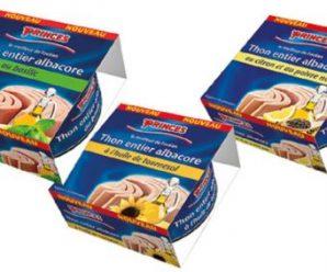 Testez gratuitement les boîtes de thon Princes