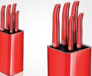 Participez au concours pour remporter des couteaux de cuisine Laguiole