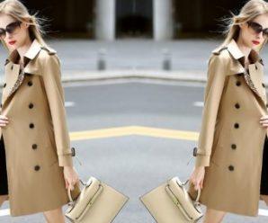 Participez au concours pour tenter de remporter un manteau Trench & Coat