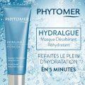 Testez gratuitement le masque désaltérant réhydratant Phytomer