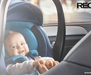 Testez gratuitement le siège auto pour bébé Guardia RECARO