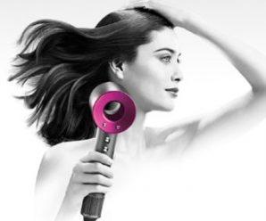Participez au concours pour tenter de remporter un sèche-cheveux Dyson