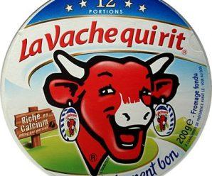 Profitez d'une réduction de 1.10€ pour l'achat de 2 produits La Vache Qui Rit