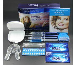 Recevez gratuitement un échantillon de soin de blanchiment dentaire