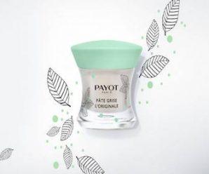 Testez gratuitement le Duo Pâte grise de Payot