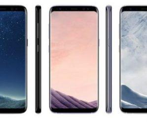 Participez au concours pour tenter de remporter un Samsung Galaxy S8