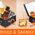 Participez au concours et tentez de remporter un coffret gourmand Rouy
