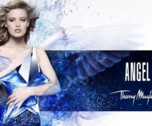 Participez au concours et tentez de remporter un coffret parfum Angel de Thierry Mugler
