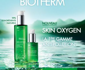Testez gratuitement la gamme Skin Oxygen de Biotherm