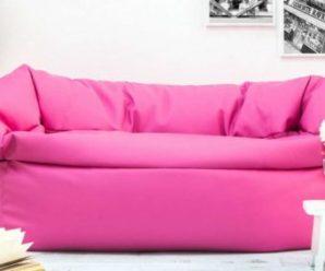Participez au concours pour tenter de remporter un sofa gonflable