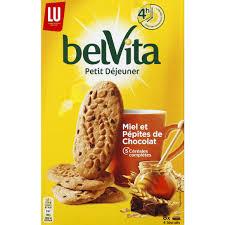 Profitez d'un bon de réduction de 1.20€ pour l'achat de 2 paquets de belVita Petit Déjeuner