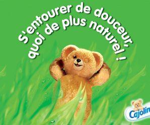Profitez d'un bon de réduction de 1.20€ pour l'achat d'un produit Cajoline