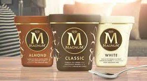 Profitez de 1.20€ de réduction pour l'achat d'un produit Magnum de la gamme Pot