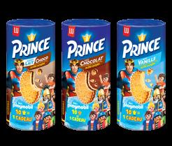 Profitez d'une réduction de 1.80€ sur l'achat de 3 paquets de Prince 300g