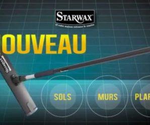 Testez gratuitement un balai Expert Starwax