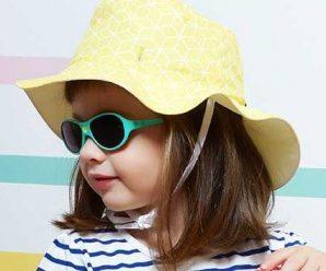 Testez gratuitement le chapeau solaire KiEtLa