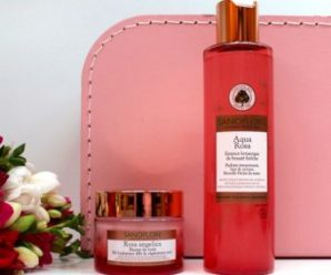 Testez gratuitement l'essence Aqua Rosa de Sanoflore
