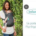 Testez gratuitement le porte-bébé Infantino