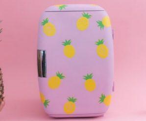 Participez au concours pour tenter de remporter un mini frigo