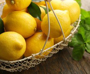Faites des économies grâce au citron !