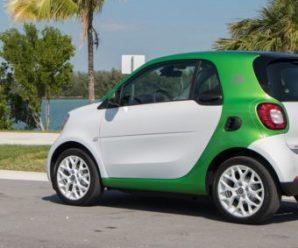 Participez au concours pour tenter de remporter une voiture Smart