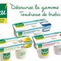 Testez gratuitement les yaourts Tendresse Nature au lait de brebis bio