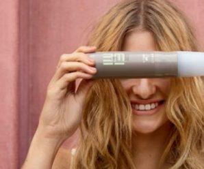 Recevez gratuitement un échantillon du produit coiffant Eimi de la marque Wella