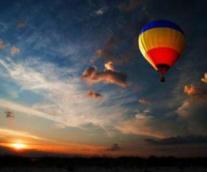 Participez au concours pour tenter de remporter un baptême en montgolfière