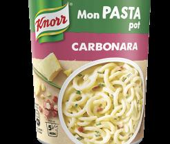 Profitez d'une réduction de 1.40€ pour l'achat de 2 produits Mon Pasta Pot Knorr