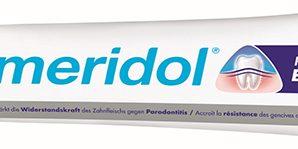 Testez gratuitement le dentifrice Meridol Parodont Expert