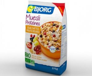 Testez gratuitement le muesli protéines de Bjorg
