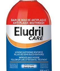 Testez gratuitement le bain de bouche Eludril Care
